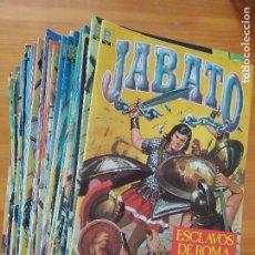 Cómics: JABATO EDICION HISTORICA - COMPLETA - NUMEROS 1 A 106 - EDICIONES B (ID). Lote 295723438