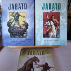 Cómics: * SUPER JABATO * TOMOS Nº 1, 2, 5, 7, 8, EDICIONES B 2009 * VICTOR MORA Y DARNIS *. Lote 295797868