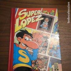 Cómics: SUPER LOPEZ Nº 3, RETAPADO EDICIONES B, AÑO 1989, 1ª EDICIÓN. Lote 296000883