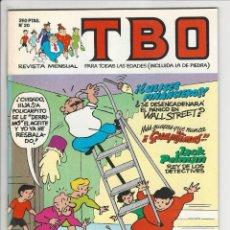 Cómics: EDICIONES B. TBO. 20.. Lote 296765623
