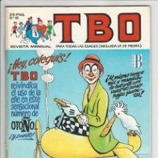Cómics: EDICIONES B. TBO. 45.. Lote 296765633