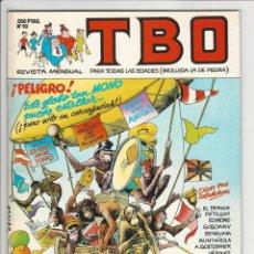 Cómics: EDICIONES B. TBO. 10.. Lote 296765688