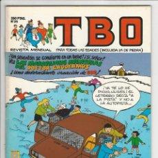 Cómics: EDICIONES B. TBO. 25.. Lote 296765698