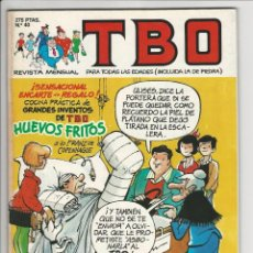 Cómics: EDICIONES B. TBO. 40.. Lote 296765703