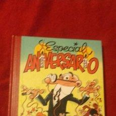 Cómics: MORTADELO Y FILEMON - ESPECIAL ANIVERSARIO - IBAÑEZ - TOMO CARTONE SIMILAR AL SUPER HUMOR. Lote 296818973