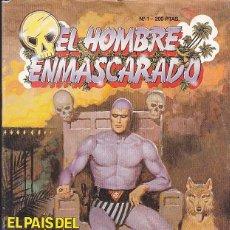 Cómics: COLECCION COMPLETA EL HOMBRE ENMASCARADO EDICIONES TEBEOS 74 EJEMPLARES EDICIONES B. Lote 296830048