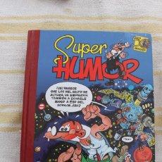 Cómics: SUPER HUMOR Nº 42 MORTADELO Y FILEMON. Lote 296864663