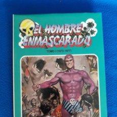Cómics: EL HOMBRE ENMASCARADO TOMO I (1973-1977) - EDICIÓN HISTÓRICA. Lote 296870448