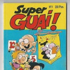 Cómics: EDICIONES B. SUPER GUAI. 9. Lote 296932168