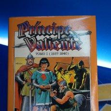 Cómics: PRÍNCIPE VALIENTE TOMO I (1937-1940) - HAROLD R. FOSTER. ED. B, 1988. Lote 296943888