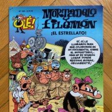Cómics: COLECCIÓN OLÉ MORTADELO Y FILEMÓN Nº 165: ¡EL ESTRELLATO! - D1. Lote 297013323