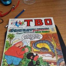 """Cómics: ººTBO Nº 65 """"EDICIONES B"""" AÑO EDICIÓN 1983 - LEER DESCRIPCIÓN. Lote 297016778"""