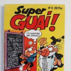 Cómics: CÓMIC INFANTIL SUPER GUAI N° 18. Lote 297065363