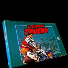 Cómics: EXCELENTE ESTADO EL CAPITAN TRUENO 6 FACSIMIL EDICIONES B TOMO. Lote 297174988