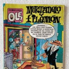 Cómics: MORTADELO Y FILEMÓN - OLÉ #217 M.119 EDICIONES B. Lote 297177908