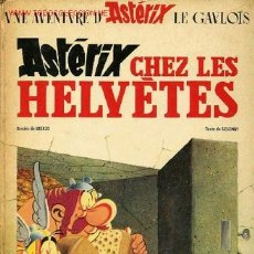 Cómics: UNE AVENTURE D' ASTERIX LE GAVLOIS-ASTERIX CHEZ LES HELVETES,DARGAUD EDITEUR,. Lote 21293777