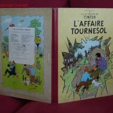 Cómics: TINTIN. L'AFFAIRE TOURNESOL (CASTERMAN).. Lote 27125786