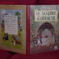 Cómics: TINTIN. LE SCEPTRE D'OTTOKAR (CASTERMAN).. Lote 27125840