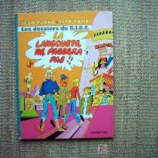 Fumetti: JEAN YANNE - TITO TOPIN. LA LANGOUSTE NE PASSERA PAS!! 1969. 1ª EDICIÓN. . Lote 4195037