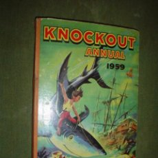 Comics: KNOCKOUT ANNUAL 1959. Lote 25327549