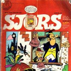 Cómics: SJORS Nº 4. Lote 19274519