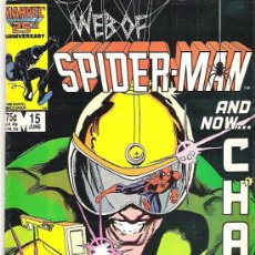Cómics: SPIDER-MAN AND NOW .... CHANCE ****1985. Lote 6847574