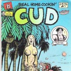 Cómics: REAL HOME - COOKIN`***CUD --- Nº 8***1994. Lote 6847769