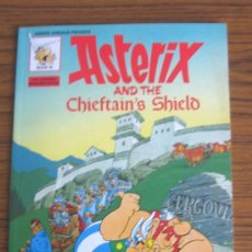 Cómics: ASTERIX .. AND THE CHIEFTIN`S SHIELD .. 1986 . Lote 16502916