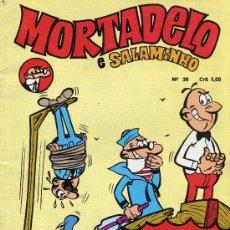 Cómics: MORTADELO Y FILEMÓN (EDICIÓN PORTUGUESA),1977. Lote 8154774