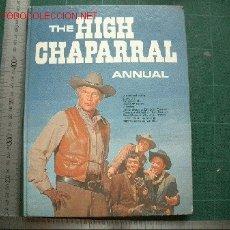 Cómics: ANUARIO DEL GRAN CHAPARRAL ORIGINAL EN INGLÉS. Lote 21583105