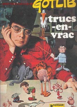 GOTLIB / TRUCS-EN-VRAC (Tebeos y Comics - Comics Lengua Extranjera - Comics Europeos)