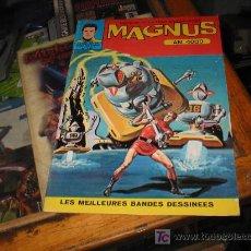 Cómics: MAGNUS N.4 1973.FRANCIA.. Lote 9827070