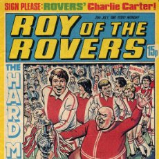 Cómics: ROY OF THE ROVERS (IPC MAGAZINES, 1981). Lote 10151134