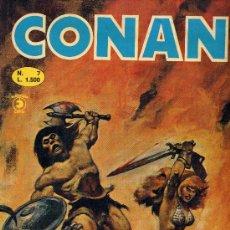Cómics: CONAN Nº7 (EDITORIAL CORNO, 1981). Lote 10175136