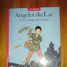 Cómics: ANGELOT DU LAC. YVAN POMMAUX. EDITORIAL BAYARD, COLECCION JEUNESSE Nº 1 2002. Lote 12579905