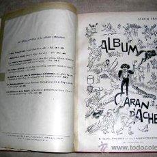 Cómics: CARAN D'ACHE.3 ALBÚN 1TOMO DIBUJOS Y CHISTE. E.PLON, NOURARI.IMPRT, EDITOR.PARIS. P/T/C. B.150 PAGIN. Lote 27591115