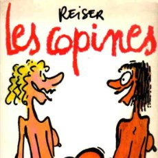 Cómics: LES COPINES (RUSTICA) (FRANCES). Lote 12090630
