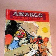 Cómics: AMARGO, FEEST VOOR DE GIEREN. VÍCTOR DE LA FUENTE. SEMIC PRESS 1975. ESCRITO EN HOLANDÉS.+++. Lote 24536780