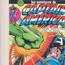 Cómics: CAPTAIN AMERICA - ARTIMA MARVEL . Lote 32790046