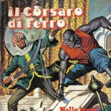 Cómics: EL CORSARIO DE HIERRO EN ITALIANO - Nº 4 - DE VÍCTOR MORA Y AMBROS - EDITAOD EN ITALIA - AÑO 1975. Lote 22095887