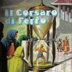 Cómics: EL CORSARIO DE HIERRO EN ITALIANO - Nº 9 - DE VÍCTOR MORA Y AMBROS - EDITADO EN ITALIA - AÑO 1976. Lote 26313161