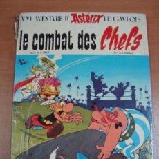 Cómics: UNE AVENTURE D´ASTÉRIX LE GAULOIS. LE COMBAT DES CHEFS. DARGAUD 1966.. Lote 18152835
