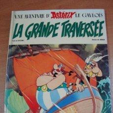 Cómics: UNE AVENTURE D´ASTÉRIX LE GAULOIS. LA GRANDE TRAVERSÉE. DARGAUD 1975.. Lote 18153999
