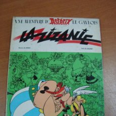 Cómics: UNE AVENTURE D´ASTÉRIX LE GAULOIS. LA ZIZANIE. DARGAUD 1970. Lote 18154863