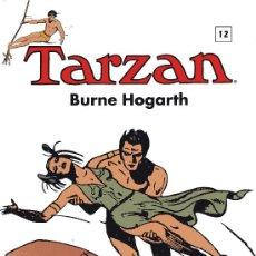 Cómics: TARZÁN. TOMO XII . PLANETA DE AGOSTINI. DIBUJOS DE BURNE HOGART. Lote 18578665