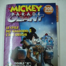 Cómics: MICKEY PARADE GEANT. Nº 303. WALT DISNEY. . Lote 20242752