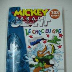 Cómics: MICKEY PARADE GEANT. Nº 304. WALT DISNEY. . Lote 20242845