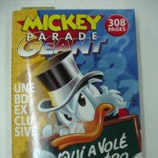 Cómics: MICKEY PARADE GEANT. Nº 300. WALT DISNEY. . Lote 20242937