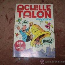 Cómics: AQUILES TALON. MAGAZINE Nº 4( DARGAUD EDITEUR. 4 DE ABRIL 1976). Lote 26694077