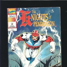 Cómics: THE KNIGHTS OF PENDRAGON. Lote 22230463